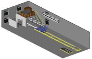 Accelerator Sled Facility